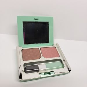 Princess Livia Duo Powder Warm Blush Rose Compact